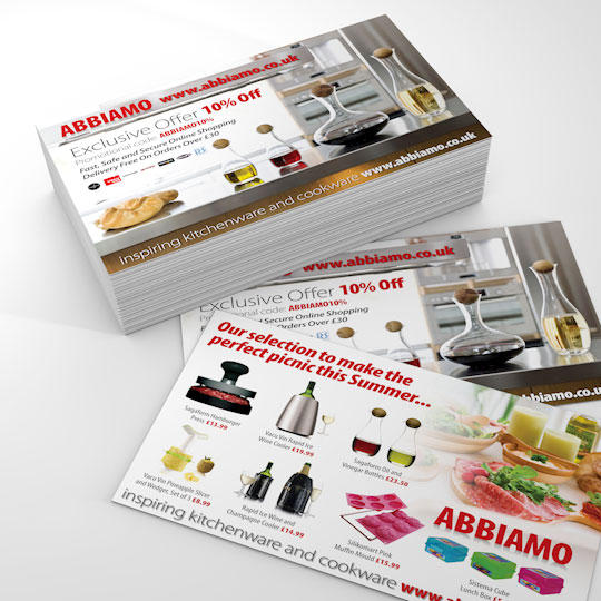 Kitchenware leaflets abbiamo inspiring kitchenware and cookware abbiamo a5 leafletsn solutioingenieria Gallery